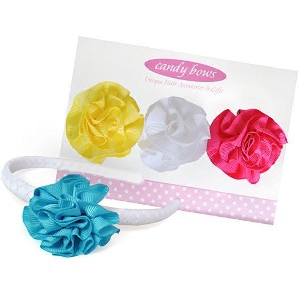 Candy Bows Summer Flower Set